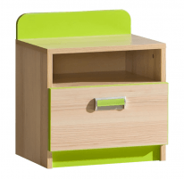 Spintelė prie lovos L12 Legoo furniture collection
