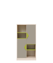 Spintelė Strzalka REG2D/11/10 The young man's furniture collection
