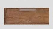 Spintelė žema MAN/4L Manhattan mēbeļu kolekcija