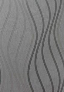 SPLENDID 6617-10, 10,00x0,53cm pilki ornamentais tapetai