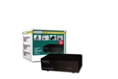 Spliteris Digitus 1xPC=>2xVGA, 300 MHz Monitor accessories