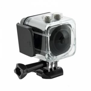 Sportinė kamera Waterproof Sports Camera Full HD QOLTEC | LCD 0.82 | 360st | black