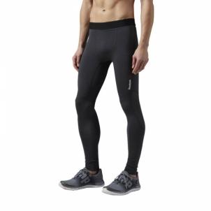 Sportinės kelnės Reebok One Series Quik Cotton Compression Vyriški sportiniai kostiumai