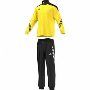Sportinis kostiumas adidas Sereno 14 geltona Vyriški sportiniai kostiumai