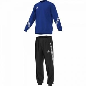 Sportinis kostiumas adidas Sereno 14 Junior mėlyna 4 Vyriški sportiniai kostiumai