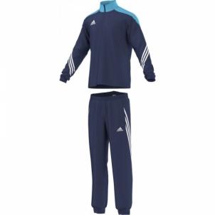 Sportinis kostiumas adidas Sereno 14 mėlyna 3 Vyriški sportiniai kostiumai