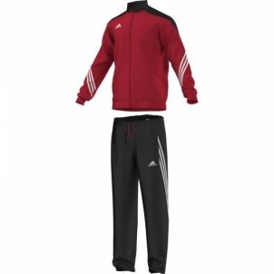 Sportinis kostiumas adidas Sereno 14 raudona 2 Vyriški sportiniai kostiumai