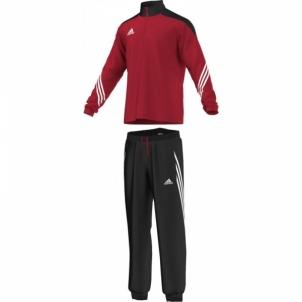 Sportinis kostiumas adidas Sereno 14 raudona Vyriški sportiniai kostiumai