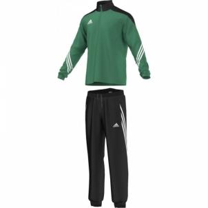 Sportinis kostiumas adidas Sereno 14 žalia Vyriški sportiniai kostiumai