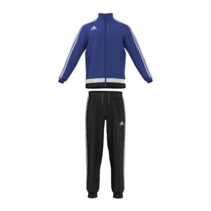 Sportinis kostiumas adidas Tiro 15 Junior mėlyna 2 Vyriški sportiniai kostiumai