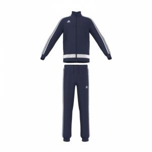 Sportinis kostiumas adidas Tiro 15 Junior mėlyna Vyriški sportiniai kostiumai