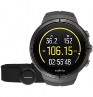 Išmanusis laikrodis SUUNTO Spartan Ultra Stealth Titanium Chest Hr Sport watches