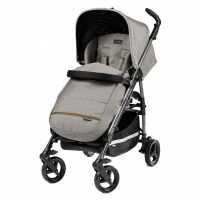 Sportinis vežimėlis SI - Luxe Grey Carts for the kids and their accessories