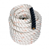 Sporto virvė inSPORTline CF011 Cord should be attached in the ladder, climbing rope, rings, trapezes