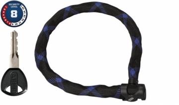 Spyna Abus Chain Ivera 7210/110 / Dviračių spynos, užraktai