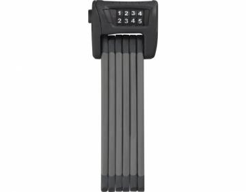 Spyna Abus Folding Bordo Combo 6100/90+SH black Dviračių spynos, užraktai