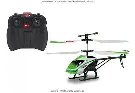 Sraigtasparnis Jamara Helox 3+2 Channel Heli Gyro,Light+Demo I Sraigtasparniai vaikams
