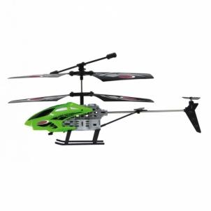 Sraigtasparnis Jamara Spirit 3+2CH Heli Gyro, Turbo+Light IR Sraigtasparniai vaikams