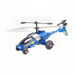 Sraigtasparnis Silverlit I/R Skywave Rider II Sraigtasparniai vaikams