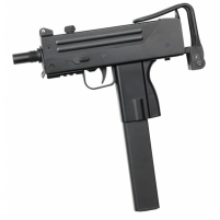 Šratasvydžio ginklas Airsoft Machinegum, AEG, SLV, Ingram Mac10 AEG šratasvydžio ginklai