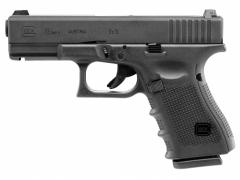 Šratasvydžio pistoletas AEG 6 mm Glock 19 gen 4 Blow back Pistols