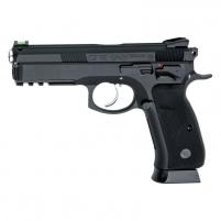 Šratasvydžio pistoletas Airgun, GBB, CO2, MS, 4,5 mm, CZ SP-01 SHADOW Pistols
