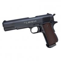 Šratasvydžio pistoletas Airsoftpistol GBB MS CO2 STI Lawman Šratasvydžio pistoletai
