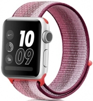 Sriegiuojantis sportinis dirželis Wotchi Apple Watch - Berry 38/40 mm Sport watches