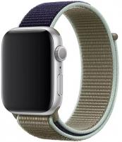 Sriegiuojantis sportinis dirželis Wotchi Apple Watch - chaki 42/44 mm Sport watches