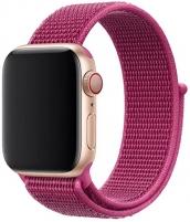 Sriegiuojantis sportinis dirželis Wotchi Apple Watch - Dragon Fruit 38/40 mm Sport watches