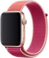 Sriegiuojantis sportinis dirželis Wotchi Apple Watch - Rožinis 38/40 mm Sport watches