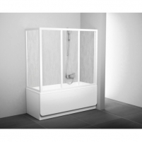 Stacionari vonios sienelė APSV Vannas istabā aksesuāri