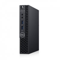Stacionarus kompiuteris Dell OptiPlex 3060 Desktop, Micro, Intel Core i5, i5-8500T, Internal memory 8 GB, DDR4, SSD 256 GB, Intel HD, Keyboard language No keyboard, Linux, Warranty Basic Onsite 36 month(s) Staliniai kompiuteriai