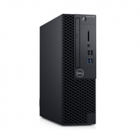 Stacionarus kompiuteris Dell OptiPlex 3060 Desktop, SFF, Intel Core i3, i3-8100, Internal memory 4 GB, DDR4, SSD 128 GB, Intel HD, 8x DVD+/-RW 9.5mm Optical Disk Drive, Keyboard language English, Linux, Warranty Basic Onsite 36 month(s)