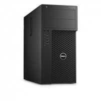 Stacionarus kompiuteris Dell Precision 3620 Workstation, Tower, Intel Core i7, i7-7700, Internal memory 8 GB, DDR4, HDD 1000 GB, SSD 256 GB, Intel HD, 16x Half Height DVD-/+RW, Keyboard language English, Linux, Warranty Basic Onsite 36 month(s)