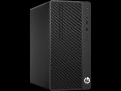 Stacionarus kompiuteris HP 290 G1 MT i3-7100 4GB 256SSD DVD Win10 Pro64 mysz+klaw GWARANCJA 3LATA NBD Desktops