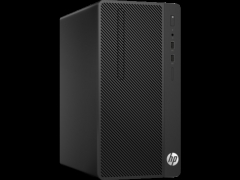 Stacionarus kompiuteris HP 290 G1 MT i5-7500 8GB 256SSD DVD Win10 Pro64 mouse+kb Staliniai kompiuteriai