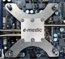 Stacionarus kompiuteris PC E-Medic Silence ST-M SFF Intel® Core™ i7-3770T 8GB SSD 120GB WIFI W10P Refurb Staliniai kompiuteriai