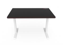 Stalas Arozzi Arena Leggero Gaming Desk - White The young mans desk
