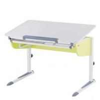 Stalas KETTLER LOGO UNO X dėž. white/white/lime Ergonominiai biuro baldai