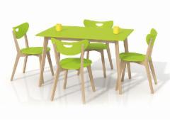 Galds Lorrita Ēdamistabas galdi