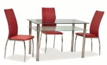 Stalas Pixel 70x120 Virtuvės stalai