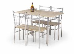 Stalas su kėdėm FAUST Kitchen tables