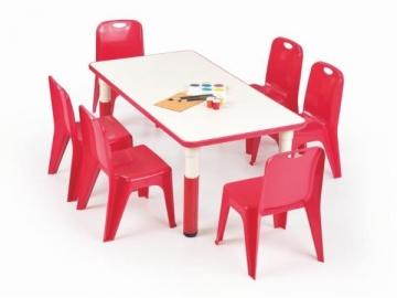 Stalas su reguliuojamu aukščiu Simba Tables for kids