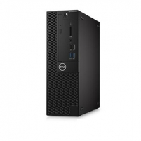 Stalinis kompiuteris Dell OptiPlex 3050 Desktop, SFF, Intel Core i3, i3-7100, Internal memory 4 GB, DDR4, SSD 128 GB, Intel HD, DVD-RW Drive (Reads and Writes to DVD/CD), Keyboard language English, Linux