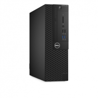 Stalinis kompiuteris Dell OptiPlex 3050 Desktop, SFF, Intel Core i3, i3-7100, Internal memory 8 GB, DDR4, SSD 256 GB, Intel HD, Tray load DVD Drive (Reads and Writes to DVD/CD), Keyboard language English, Windows 10 Pro, Warranty Basic Onsite 36 month(s)