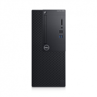 Stalinis kompiuteris Dell OptiPlex 3060 Desktop, Tower, Intel Core i3, i3-8100, Internal memory 8 GB, DDR4, HDD 1000 GB, Intel HD, 8x DVD+/-RW 9.5mm Optical Disk Drive, Keyboard language English, Windows 10 Pro, Warranty Basic Onsite 36 month(s)
