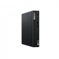Stalinis kompiuteris Lenovo ThinkCentre M70q Desktop, Tiny, Intel Core i5, 5-10400T, Internal memory 16 GB, DDR4, SSD 256 GB, Intel UHD, Keyboard language English, Windows 10 Pro, Warranty 36 month(s), Wi-Fi, 802.11ax Galddatori