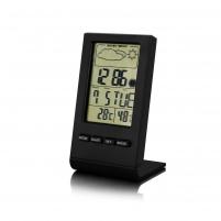 Stalinis laikrodis MiniMu DigitalTthermometer Interjero laikrodžiai, metereologinės stotelės