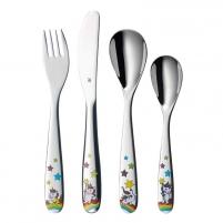 Stalo įrankių rinkinys 4-pc childs set Unicorn Cutlery sets